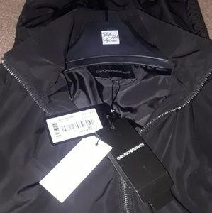NWTs A/X Armani Exchange Waterproof Blouson Jacket